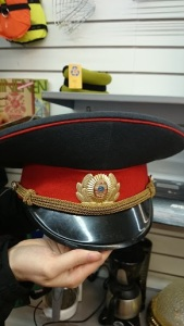 Neuvostoajan koppalakki