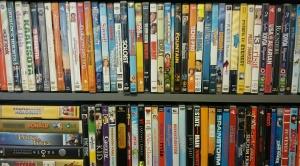 DVD-elokuvia