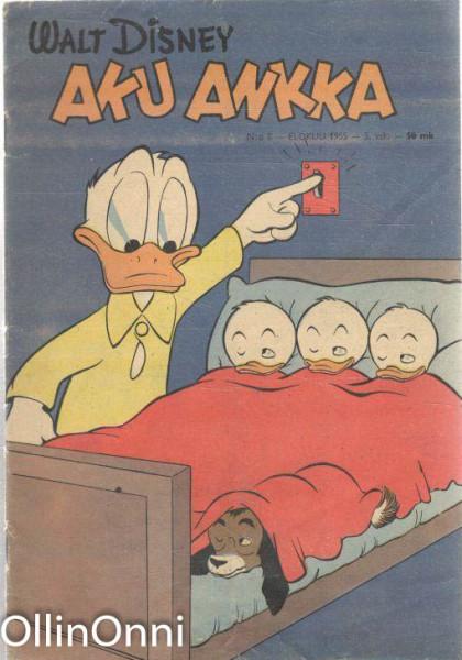 Aku Ankka 1955, 50 euroa